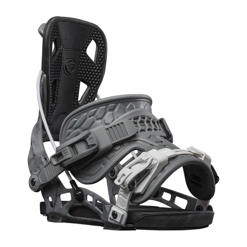 NDK Talon 2019/20 boots, black color, 3/4 view