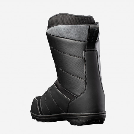 NDK Tracer boots, black color, 3/4 view