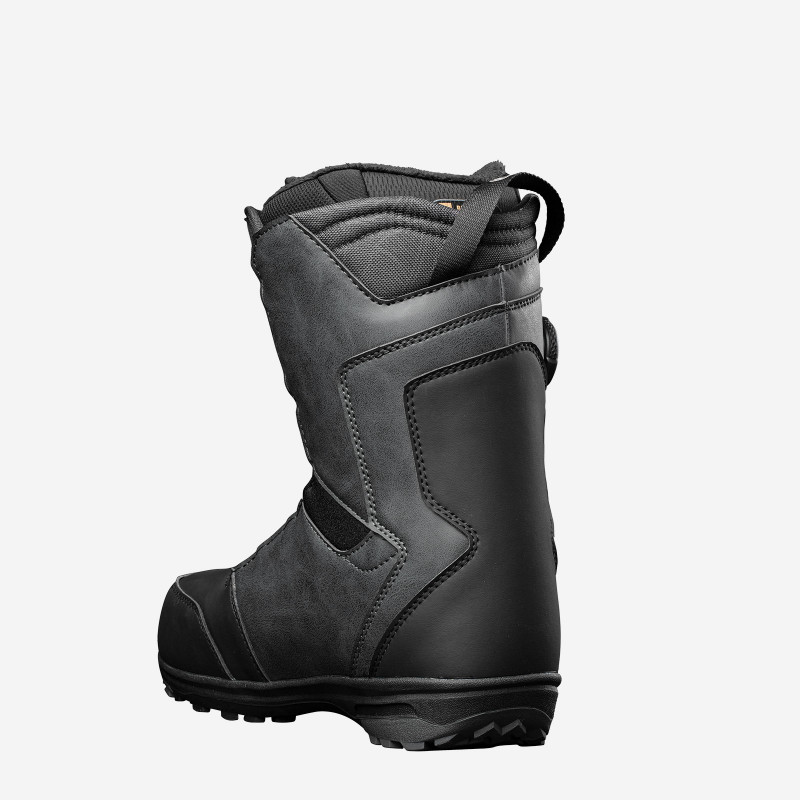 NDK Triton boots, blue color, 3/4 view