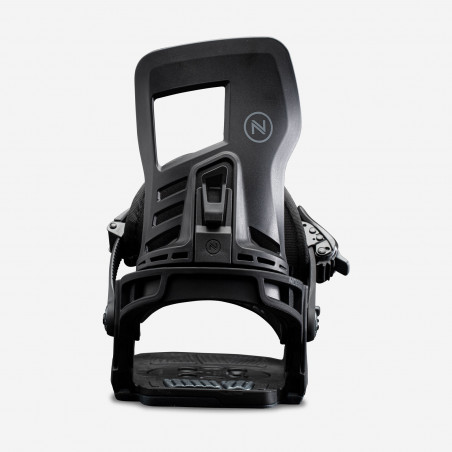 NDK Micron Boots, blue color, 3/4 view