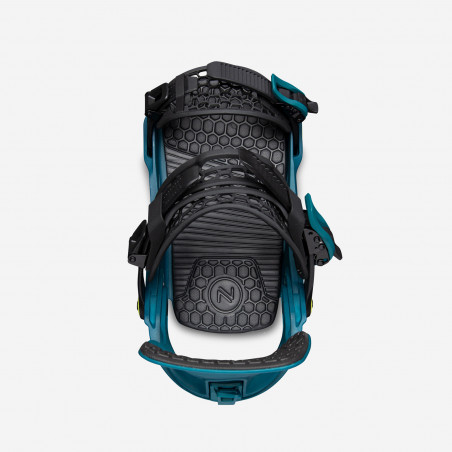 NDK Micron Boots, blue color, above view
