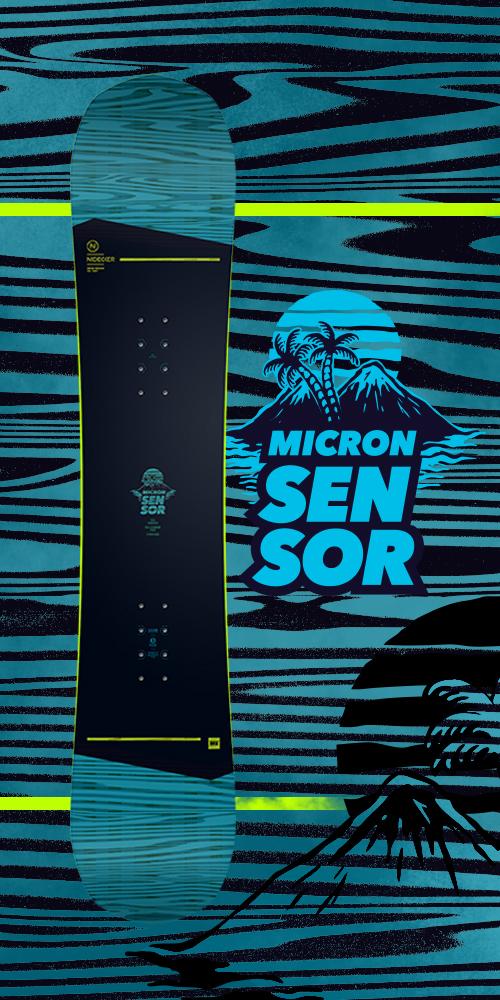 micron sensor